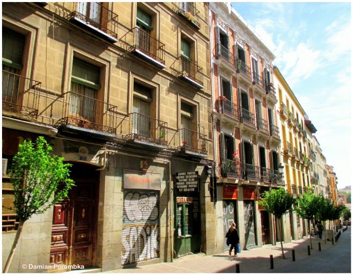 Madrid - Street Shot 06